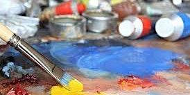 Mini Canvas Painting Class @ Landon Winery Mckinney March 5th 6:00PM