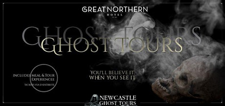 The Great Northern Hotel Ghost Tours tickets