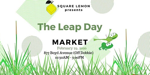 The Leap Day Craft Market