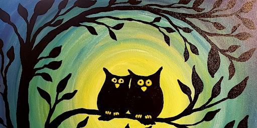 Paint Night - True Love