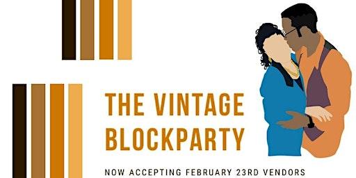 Vintage Block Party