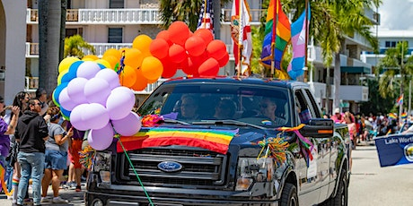 Palm Beach Pride Parade Application 2020 tickets