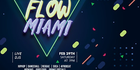 Flow Miami tickets