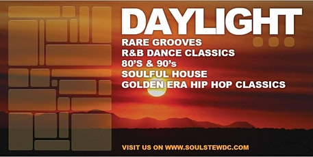 For The Love of Daylight @ City Winery DC tickets