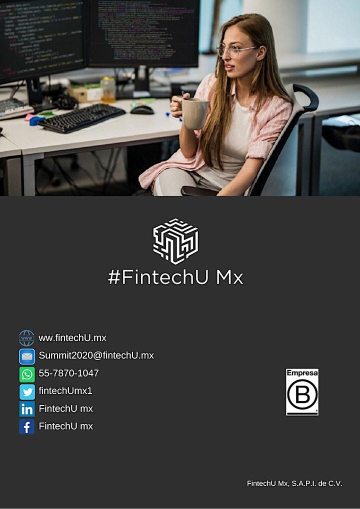 Imagen de FintechU Summit MX 2020