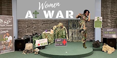 Women At War | A Spiritual Battle tickets