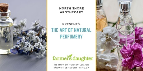Art of Natural Perfumery tickets