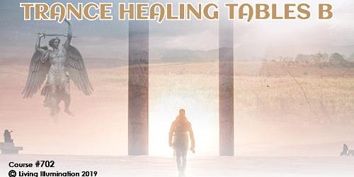 Trance Healing - special B Clinic - Queensland!