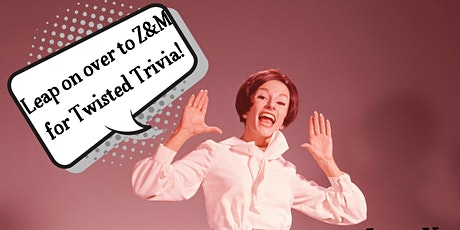 Twisted Trivia at Z&M Twisted Vines Wines and Winery tickets