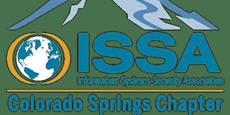ISSA-COS Mini-Seminar, February 2020 tickets