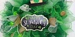 R Bar St Patricks Day Wreath