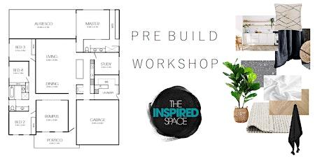 Pre Build Workshop tickets