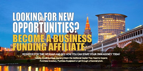 Become a Business Funding Affiliate - Columbus Ohio tickets