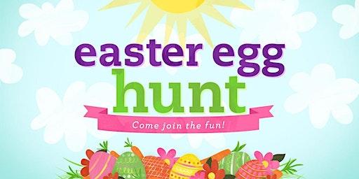 Carnydale's community Easter egg hunt