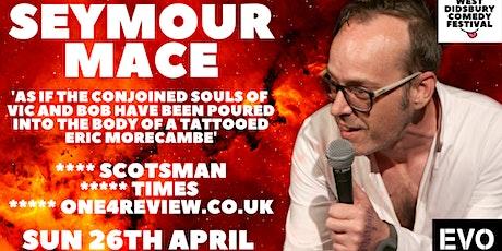 Seymour Mace: Show Off (A Retrospeculative) tickets