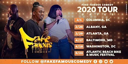 Fake Famous Comedy Albany