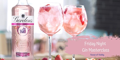 Friday Night Gin Masterclass tickets
