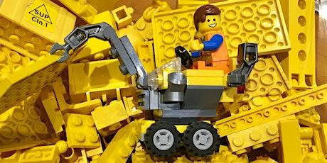 LEGO Club - Orange Library tickets