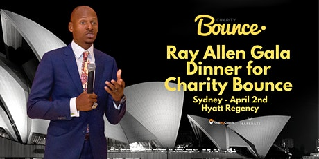 Ray Allen Gala Dinner for Charity Bounce tickets