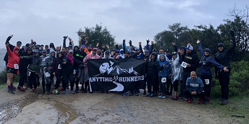 Anytime Runners 2nd Anniversary Run!