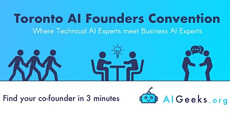 Toronto AI Founders Convention tickets