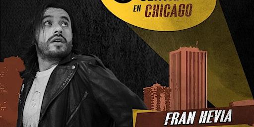 Fran Hevia Los Mejores De Comedy Central Chicago