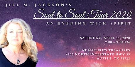 Evening With Spirit Austin, Texas tickets