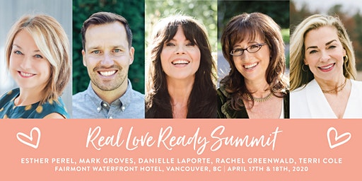 Real Love Ready - Platinum Ticket (April 17th and 18th)