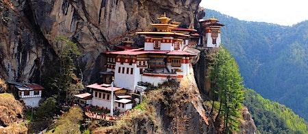 Conférence : Népal et Bhoutan 19 février
