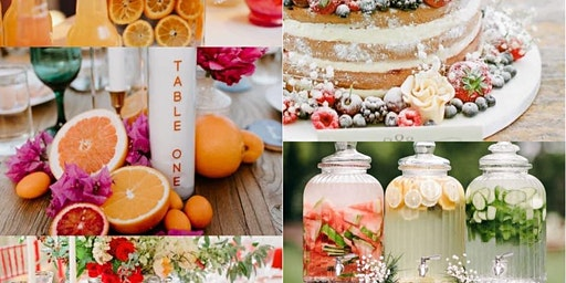 Citrus Summer Styled Shoot