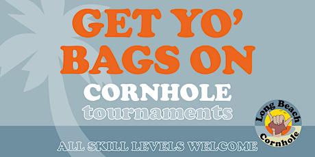 Cornhole Tournaments at Trademark Brewing! tickets