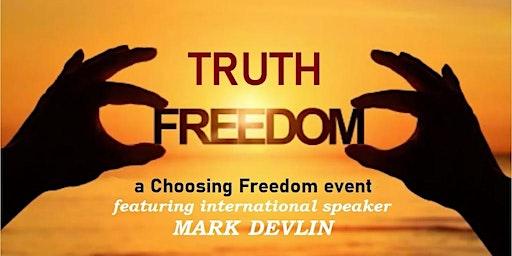 Truth Freedom featuring Mark Devlin