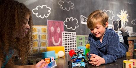 March School Holidays Robotics Coding tickets