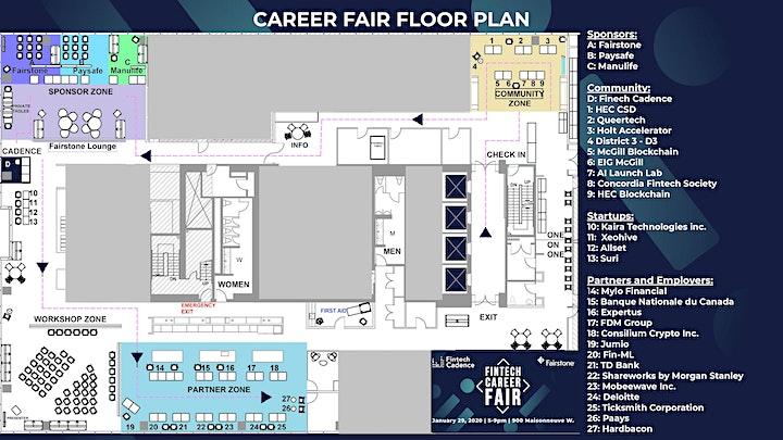 Fintech Career Fair 2020 image