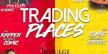 Trading Paces: Comedians & Rappers tickets