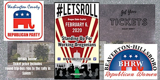 #Let'sRoll Rally Bus for WCRP/BHRW