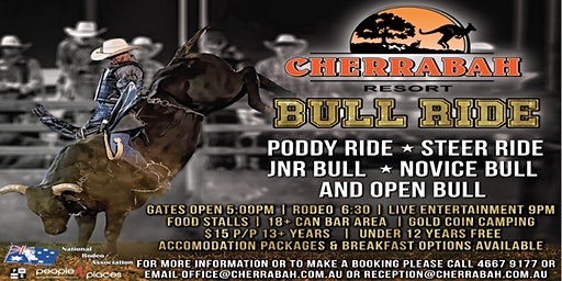 Cherrabah Resort Rodeo