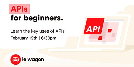 API for beginners ⚡️ tickets