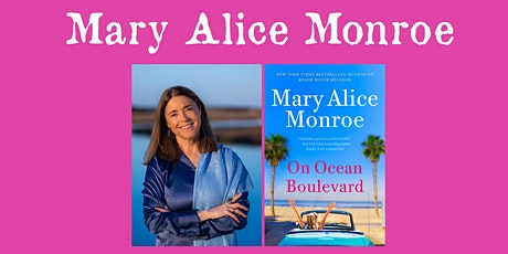 "Mary Alice Monroe - ""On Ocean Boulevard"" tickets"