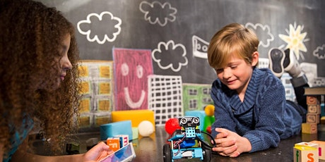 March School Holidays Robotics Coding tickets