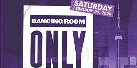 DANCING ROOM ONLY NYC (TORONTO EDITION) FEATURING  RISSA GARCIA tickets