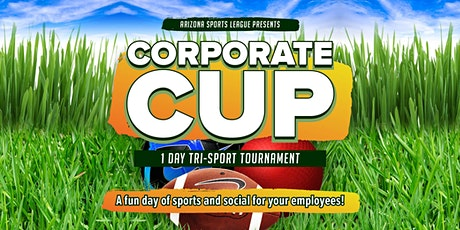 The Corporate Cup presented by Arizona Sports League tickets