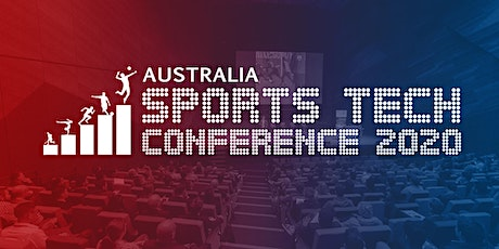 Australia Sports Tech Conference 2020 tickets