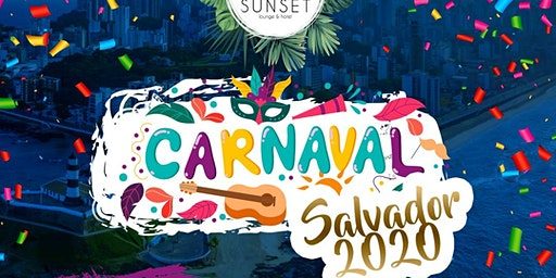 Carnaval Sunset Lounge Barra 2020