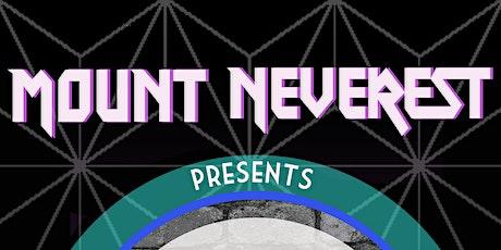 Mount Neverest Burning Man Fundraiser tickets