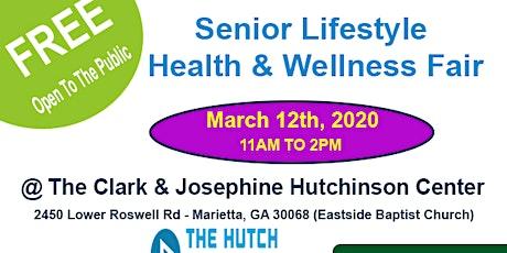 FREE Senior Lifestyle, Health & Wellness Fair! tickets