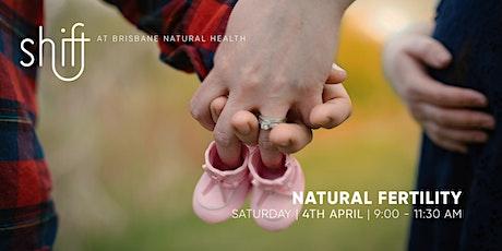 Natural Fertility Workshop - Brisbane tickets