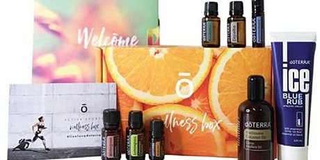 Enhancing Your Health & Fitness with Essential Oils tickets
