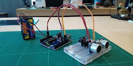 Robotics workshop for beginners: Motion Alarm tickets
