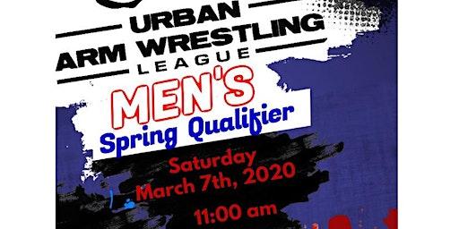Urban Arm Wrestling League Spring Qualifier